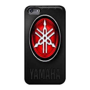 Apple Iphone 6s Plus SVR2786jzQs Unique Design Realistic Yamaha Pattern Shock Absorption Hard Phone Case -hardcase88