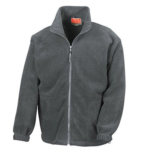 Result Polartherm(TM) Jacket, Chubasquero para Hombre Oxford Gris