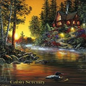 Cabin Serenity - Outlet Northwood