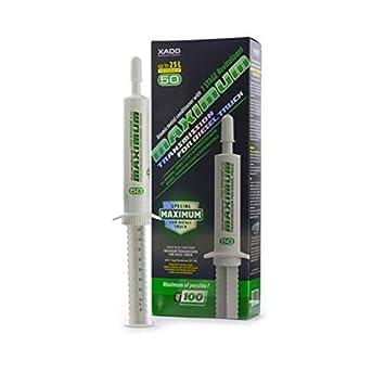 XADO Camiones Engranaje de aceite de additiv para schaltge brotes - Máx Transmission Atom arer metal Conditioner Engranaje de aceite de adicional: ...