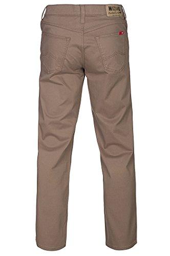MUSTANG Big Sur Hommes Pantalons Brun 3169 6338 392