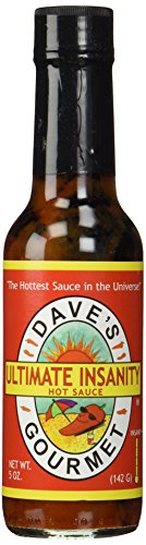 Dave's Ultimate Insanity Sauce, 5oz. by Unknown