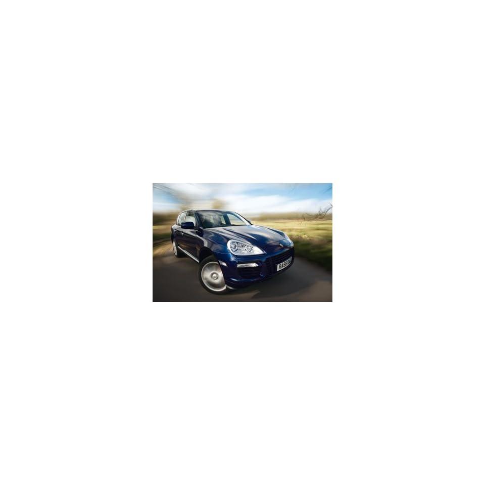 Softronic ECU Flash Porsche Cayenne Turbo 4.8L V8 DFI Tune Automotive