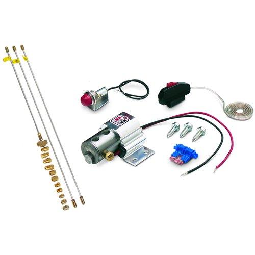 Hurst 1745000K Original Roll Control Line Loc Lock Hill Holder & Install Kit by Hurst