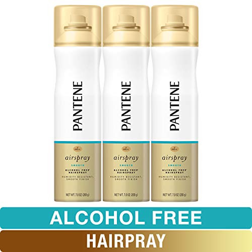 Best Pantene Anti Humidity Hairsprays - Pantene Hairspray, Smooth Finish, Pro-V Airspray,