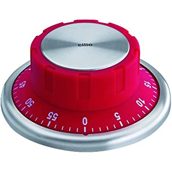 Frieling Kitchen Timer, Red
