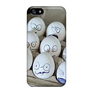 High-quality Durable Protection Case For Iphone 5/5s(eggspressions)