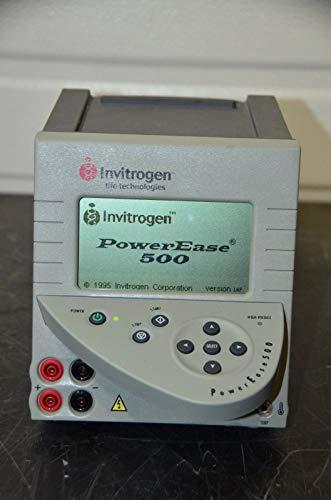 Invitrogen PowerEase 500 Mini-gel Electrophoresis 500V Programmable Power Supply