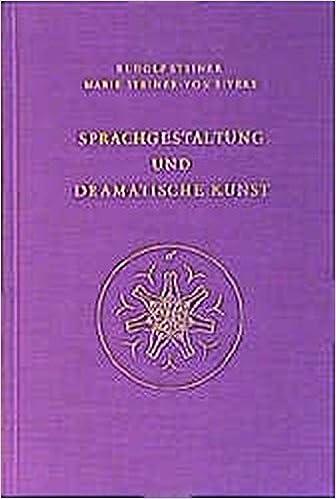 Sprachgestaltung und Dramatische Kunst: