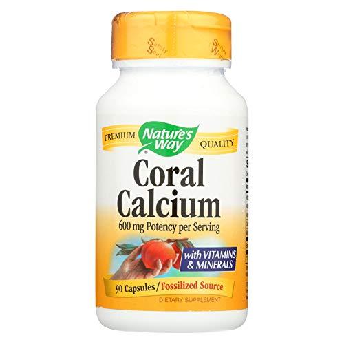 Natures Way Coral - NATURE'S WAY CORAL CALCIUM, 90 VCAP