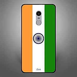 Xiaomi Redmi Note 4 India Flag