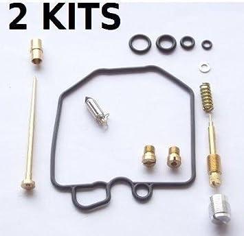 Amazon com: 2x Honda 78-79 CX500 Carburetor Carb Rebuild Kit