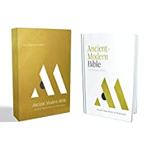 NKJV, Ancient-Modern Bible, Hardcover, Comfort Print: One faith. Handed down. For all the saints.