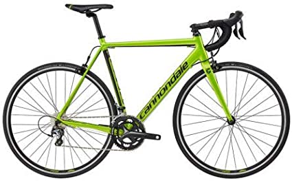 Cannondale CAAD Optimo Tiagra Bicicleta, verde: Amazon.es ...