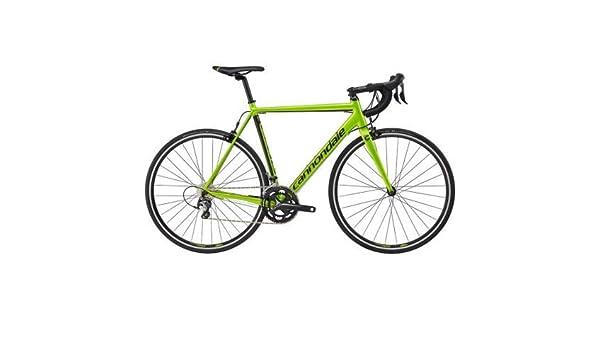 Cannondale CAAD Optimo Tiagra Bicicleta, verde: Amazon.es ...