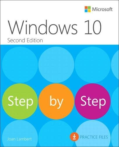 Download pdf windows 10 step by step 2nd edition joan lambert read windows 10 step by step 2nd edition online book by joan lambert full supports all version of your device includes pdf epub and kindle version fandeluxe Choice Image