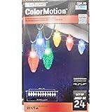Light Show Color Motion, C9, 24ct