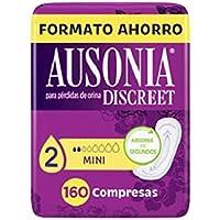 Ausonia Discreet - Compresas Mini para Pérdidas