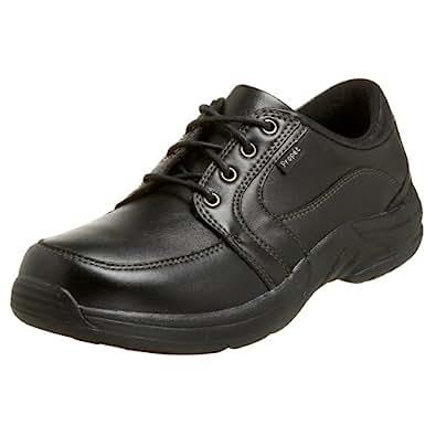 Propet Men's M1019 Commuterlite Walking Shoe,Black,7 M