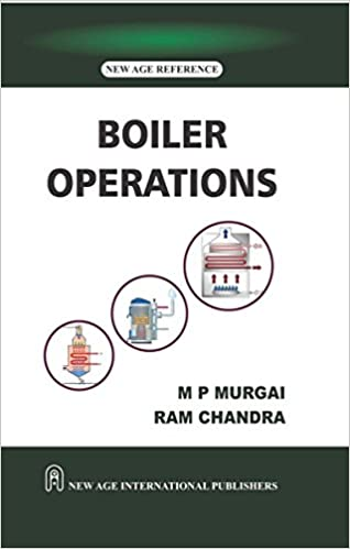 Buy Boiler Operations Book Online at Low Prices in India | Boiler ...