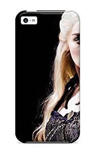 High Quality CaseyKBrown Emilia Clarke As Dany Skin Case Cover Specially Designed For Iphone - 5c
