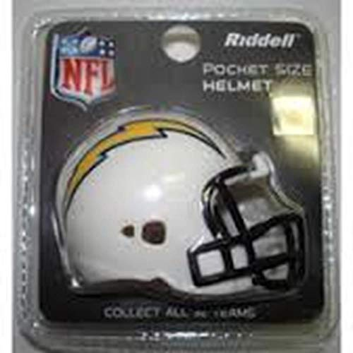 San Diego Chargers Official NFL POCKET PROS by Riddell 320267