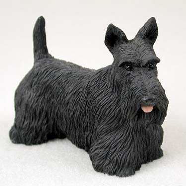 Conversation Concepts Scottish Terrier Standard Figurine Set of 6