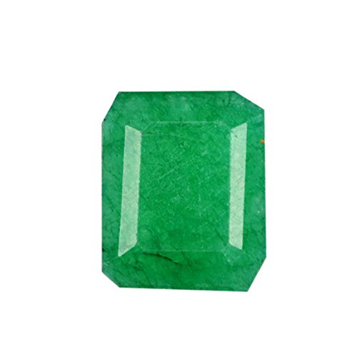 fied Natural Green Emerald - 10 X 8 X 4 mm May Birtstone Loose Gemstone AO-355 (3.55 Ct Natural)