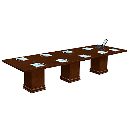 12' Rectangular Conference Table - 9