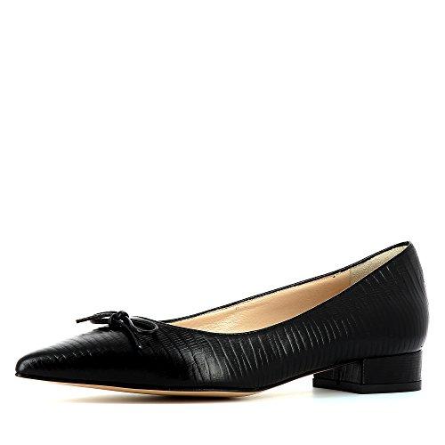 Evita Shoes Franca - Zapatos de vestir de Piel para mujer negro