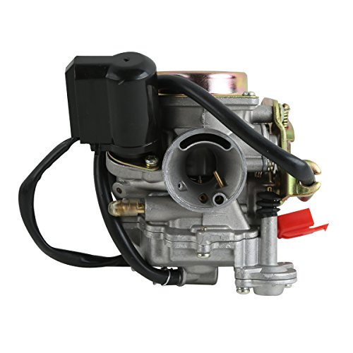- XMT-MOTO 50cc SCOOTER Carb CARBURETOR ~ 4 stroke chinese GY6 139QMB engine moped SUNL