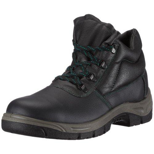 schwarz 10 Schnürstiefel Größe SRA Sicherheits S3 Sicherheits ISO 5 EN 41 20345 ROSTOCK Stiefel ÜK Weite OHxqRwA