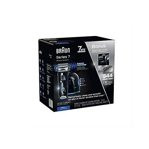 Braun 7 760cc Mens Shaving System