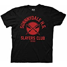 Buffy the Vampire Slayer Sunnydale HS Slayer's Club Mens T-Shirt