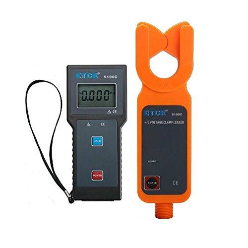 Digital meter- Wireless Transmissi Zinc Oxide Arrester Leakage Tester Meter ETCR9100C, Amp Ohm Volt Meter: DIY & Tools