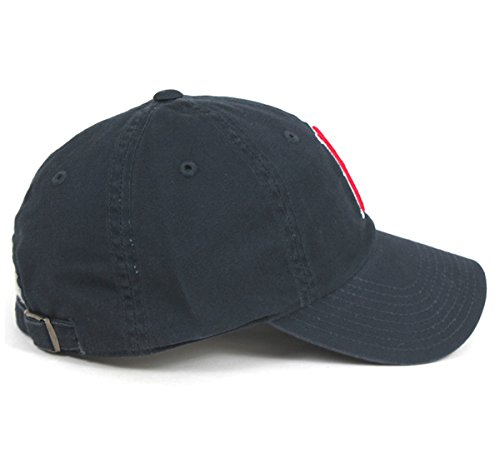 Boston Red Sox Washed Cotton Twill Baseball Cap by American Needle