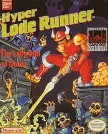Hyper Lode Runner (Ban Music Book)