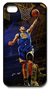 icasepersonalized Personalized Protective Case for iPhone 4/4S - NBA Golden State Warriors #30 Stephen Curry