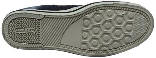 Diesel Mannen Magneten Blootstelling I-sneaker Y00023 Hoog Blauw (indigo)