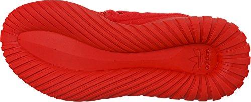 Adidas Unisex De Zapatillas Radial J Rosso Niños red red Gimnasia Tubular cblack AZA7pqwU
