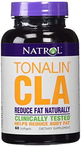 Natrol Tonalin CLA 1,200mg Softgels, 60 Count