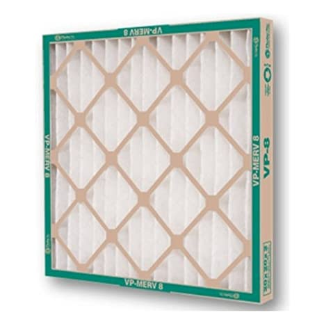 Flanders 80285.012029999998 Vp Marv 8 High-Capacity Extended Surface Pleated Air Filter 12 Per Case-2488759