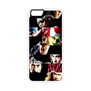 The Avengers FG0069600 Phone Back Case Customized Art Print Design Hard Shell Protection IPhone 6 Plus