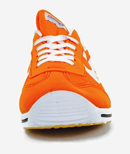Panama Klassieke Tennis Oranje Mechanische Schoen