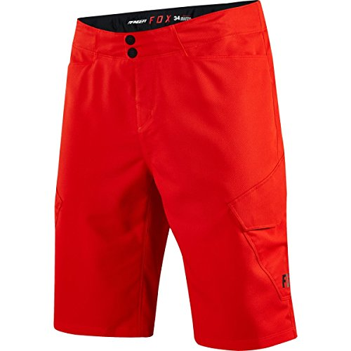 Fox Racing Ranger Cargo Short - Men's Red, 36