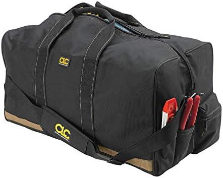 CLC Custom Leathercraft 24-Inch All Purpose Construction Gear Bag