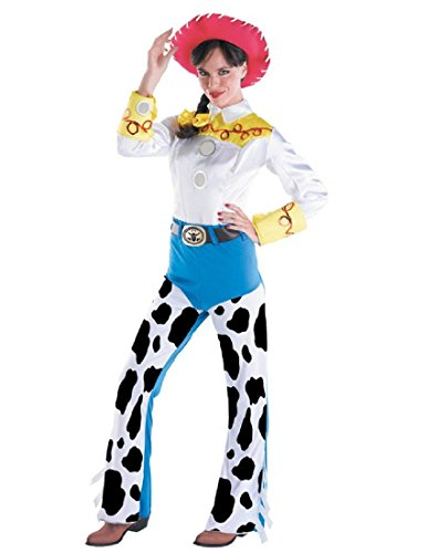 Disguise Women's Jessie Deluxe Adult,Multi,L (12-14) Costume]()