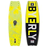 Byerly Blunt Wakeboard - 54in/Yellow