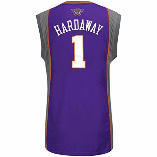 super popular 9e4b5 f9cd2 chic Penny Hardaway Phoenix Suns NBA Adidas Men's Purple ...