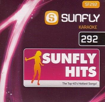 Sunfly Karaoke Hits Volume 292: Hits Of June 2010 (CD+G)